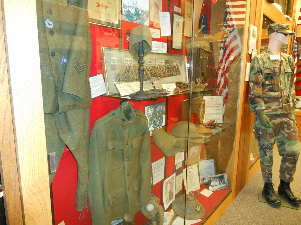 military-exhibit
