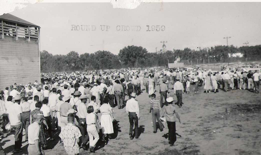 Black Hills Roundup - 1959