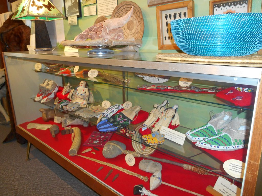 tribal-artifacts-exhibit